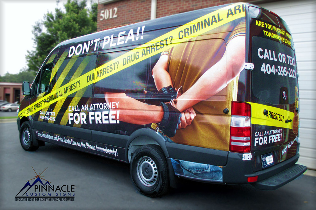 Car Wraps Benefit Your Business Pinnacle Custom Signs