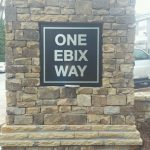 Subdivision Wayfinding Signs for Ebix