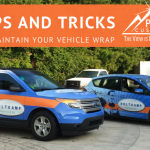 10 Tips and Tricks to Maintain Your Vehicle Graphics