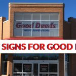 Good Signs for Good Deeds