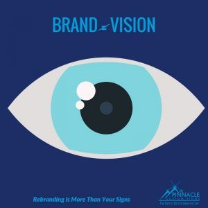 If your branding does not match your company vision and mission, it may be time to look at updating your branding.