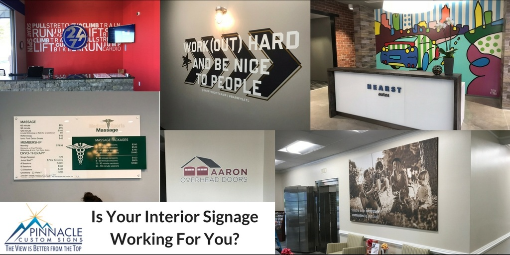 Are Your Business Signs Working For You