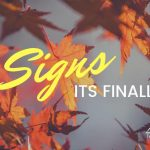 10 Signs That Fall Is Finally Here