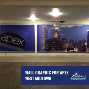 Apex wall graphics