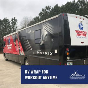 RV Wrap for Workout Anytime