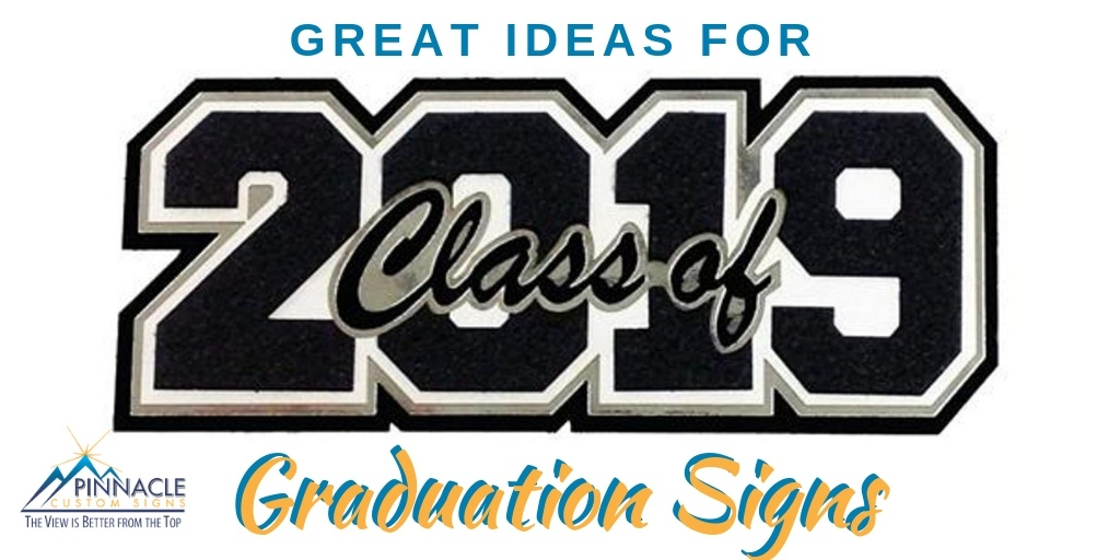 Custom Graduation Banners for High School and College families