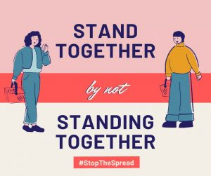 Stand Together Against COVID-19